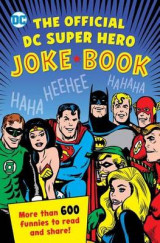 Omslag - The Official DC Super Hero Joke Book