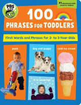 Omslag - PBS Kids 100 Words for Toddlers