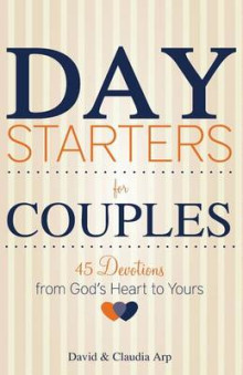 Day Starters for Couples av David Arp og Claudia Arp (Heftet)