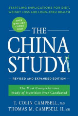 Omslag - The China Study: Revised and Expanded Edition