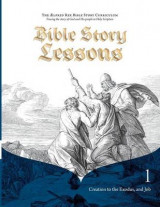 Omslag - Bible Story Lessons 1