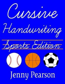 Cursive Handwriting Sports Edition av Jenny Pearson (Heftet)