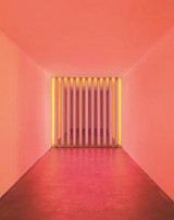 Omslag - Dan Flavin: Corners, Barriers, and Corridors