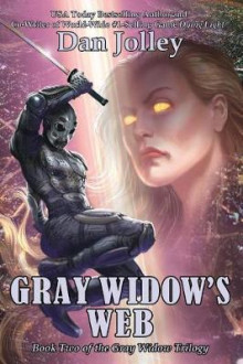 Gray Widow's Web av Dan Jolley (Heftet)