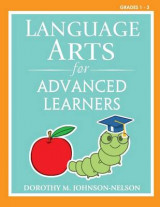 Omslag - Language Arts for Advanced Learners