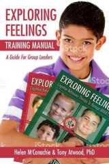 Omslag - Exploring Feelings: Anxiety Training Manual