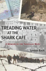 Omslag - Treading Water at the Shark Caf�
