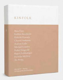 Kinfolk Notecards - The Week End Edition (Varer uspesifisert)
