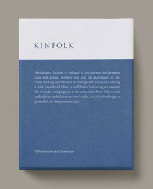Kinfolk Notecards - the Balance Edition av Kinfolk (Postkort)