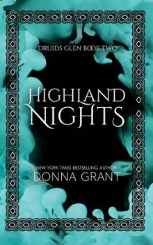 Highland Nights av Donna Grant (Heftet)