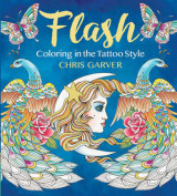 Omslag - Flash Tattoos Coloring Book