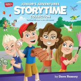 Omslag - Junior's Adventures Storytime Collection