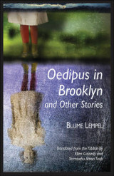 Omslag - Oedipus in Brooklyn and Other Stories