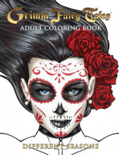 Grimm Fairy Tales Adult Coloring Book Different Seasons av Joe Brusha og Ralph Tedesco (Heftet)