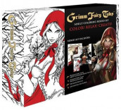 Grimm Fairy Tales Coloring Book Box Set av Joe Brusha og Ralph Tedesco (Bok uspesifisert)