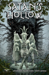 Satan's Hollow av Joe Brusha (Innbundet)