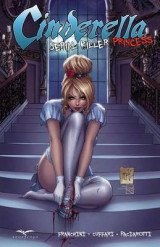 Omslag - Cinderella Serial Killer Princess