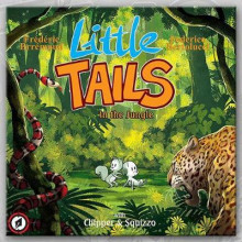 Little Tails in the Jungle av Frederic Brremaud (Innbundet)