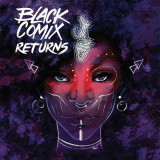 Omslag - Black Comix Returns