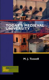 Omslag - Today's Medieval University