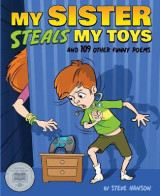 Omslag - My Sister Steals My Toys