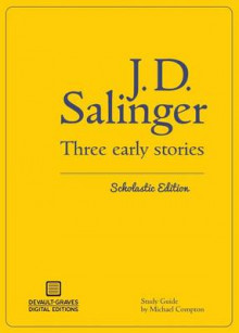 Three Early Stories (Scholastic Edition) av J D Salinger (Heftet)