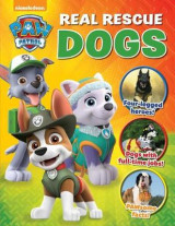 Omslag - Paw Patrol: Real Rescue Dogs