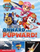 Omslag - Paw Patrol: Onward and Pupward