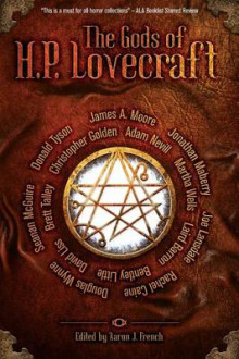 The Gods of HP Lovecraft av Martha Wells, Jonathan Maberry og Seanan McGuire (Heftet)
