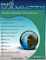 Omslag - Math Mammoth Grade 2 Skills Review Workbook