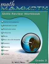 Omslag - Math Mammoth Grade 3 Skills Review Workbook