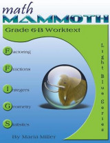 Omslag - Math Mammoth Grade 6-B Worktext