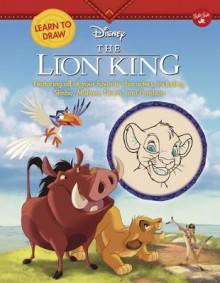 Learn to Draw Disney the Lion King av Walter Foster Jr Creative Team (Innbundet)