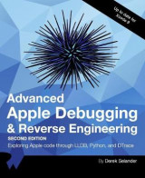 Omslag - Advanced Apple Debugging & Reverse Engineering Second Edition