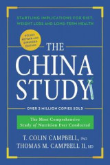 Omslag - The China Study: Deluxe Revised and Expanded Edition