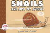 Omslag - Snails Are Just My Speed!
