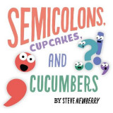 Omslag - Semicolons, Cupcakes, and Cucumbers
