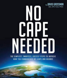 No Cape Needed av David Grossman (Heftet)