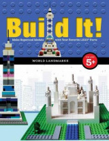 Omslag - Build It! World Landmarks
