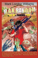 Omslag - Max Random and the Zombie 500