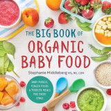 Omslag - The Big Book of Organic Baby Food