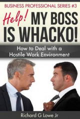 Omslag - Help! My Boss Is Whacko!