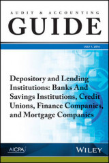 Omslag - Audit and Accounting Guide Depository and Lending Institutions