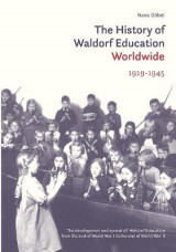Omslag - The History of Waldorf Education Worldwide