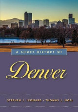 Omslag - A Short History of Denver