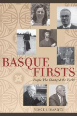 Omslag - Basque Firsts