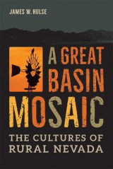 Omslag - A Great Basin Mosaic