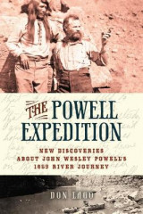 Omslag - The Powell Expedition