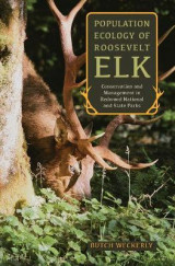 Omslag - Population Ecology of Roosevelt Elk