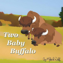 Two Baby Buffalo av David Harding (Heftet)